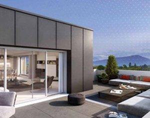 Achat / Vente appartement neuf Saint-Genis-Pouilly proche bassin genevois (01630) - Réf. 4805