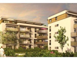 Achat / Vente appartement neuf Saint-Genis-Pouilly proche CERN et commodités (01630) - Réf. 726
