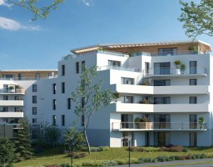 Achat / Vente appartement neuf Saint-Genis-Pouilly proches écoles et commerces (01630) - Réf. 4227