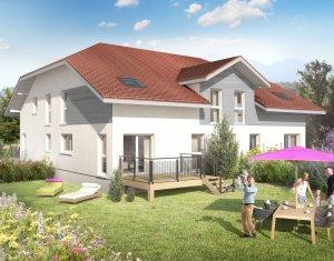 Achat / Vente appartement neuf Saint-Jorioz proche du centre (74410) - Réf. 259