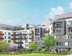 Achat / Vente appartement neuf Saint-Julien-en-Genevois à 3 minutes de la frontière suisse (74160) - Réf. 1761