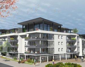 Achat / Vente appartement neuf Saint-Julien-en-Genevois proche du centre (74160) - Réf. 425