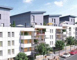 Achat / Vente appartement neuf Saint-Julien-en-Genevois proche du centre et des commerces (74160) - Réf. 1124