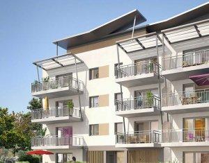 Achat / Vente appartement neuf Saint-Julien-en-Genevois proche Technopole d'Archamps (74160) - Réf. 1350