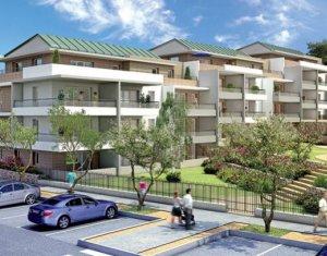 Achat / Vente appartement neuf Saint-Julien-en-Genevois sur les hauteurs (74160) - Réf. 894