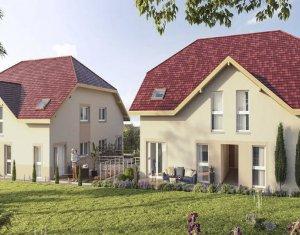 Achat / Vente appartement neuf Saint-Martin-Bellevue à 10 kilomètres d'Annecy (74370) - Réf. 3675