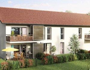 Achat / Vente appartement neuf Saint-Martin-Bellevue proche d'Annecy (74370) - Réf. 1811