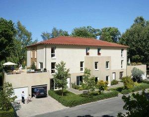 Achat / Vente appartement neuf Saint-Maurice-de-Beynost 15 kilomètres de Lyon (01700) - Réf. 2223