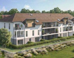 Achat / Vente appartement neuf Saint-Pierre-en-Faucigny à 1,5 km de la gare (74800) - Réf. 3203