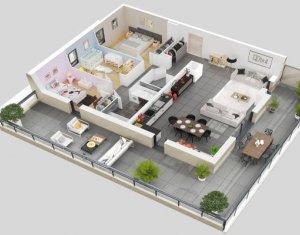 Achat / Vente appartement neuf Saint-Pierre-en-Faucigny au pied des bus (74800) - Réf. 4706