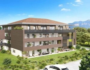 Achat / Vente appartement neuf Saint-Pierre-en-Faucigny dernières opportunités au cœur du village (74800) - Réf. 1426