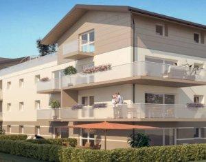 Achat / Vente appartement neuf Saint-Pierre-en-Faucigny entre ville et nature (74800) - Réf. 3961