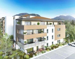 Achat / Vente appartement neuf Saint-Pierre-en-Faucigny proche commerces et transports (74800) - Réf. 2774