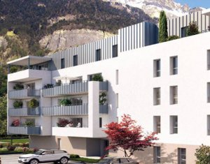 Achat / Vente appartement neuf Sallanches à 1 kilomètre de la gare (74700) - Réf. 4684