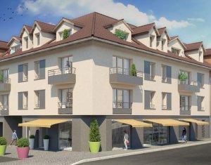 Achat / Vente appartement neuf Sallanches à 15 minutes de Megève (74700) - Réf. 2183