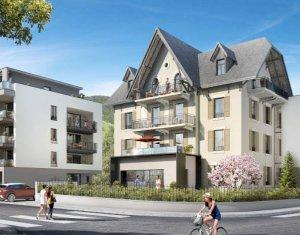 Achat / Vente appartement neuf Sallanches à deux pas de la gare (74700) - Réf. 3687