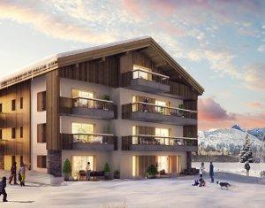 Achat / Vente appartement neuf Samoëns Etteley (74340) - Réf. 5061