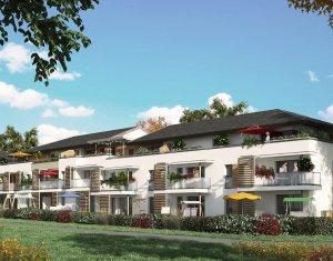 Achat / Vente appartement neuf Ségny proche mairie (01170) - Réf. 2203