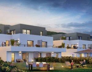 Achat / Vente appartement neuf Sevrier bordé par le lac (74320) - Réf. 3981