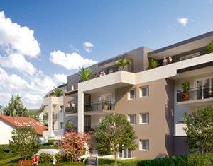 Achat / Vente appartement neuf Seynod cœur quartier résidentiel (74600) - Réf. 2995