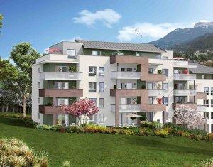 Achat / Vente appartement neuf Seynod plateau des Blanches (74600) - Réf. 285