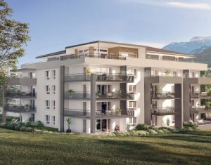 Achat / Vente appartement neuf Seynod proche commodités (74600) - Réf. 4510
