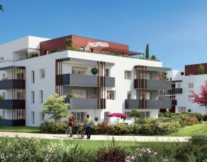 Achat / Vente appartement neuf St Julien proche grands axes (74160) - Réf. 725