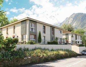 Achat / Vente appartement neuf Thônes à deux minutes du centre ville (74230) - Réf. 4231