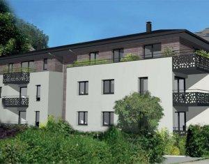 Achat / Vente appartement neuf Thônes proche berges du Fier (74230) - Réf. 664