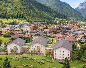 Achat / Vente appartement neuf Thônes résidence seniors proche centre-ville (74230) - Réf. 6188