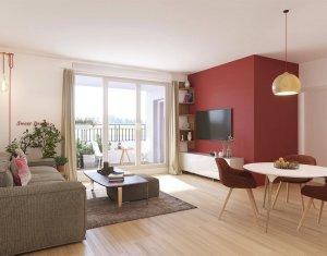 Achat / Vente appartement neuf Thonon-les-Bain proche centre secteur résidentiel (74200) - Réf. 6170
