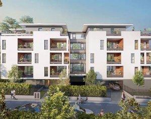Achat / Vente appartement neuf Thonon-les-Bains au coeur d'un quartier résidentiel (74200) - Réf. 4283