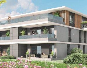 Achat / Vente appartement neuf Thonon-les-Bains Corzent (74200) - Réf. 1823