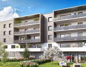 Achat / Vente appartement neuf Thonon-les-Bains proche commodités (74200) - Réf. 4661