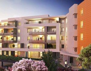 Achat / Vente appartement neuf Thonon-les-Bains proche gare (74200) - Réf. 5644