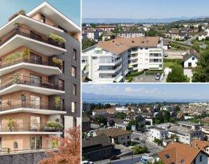 Achat / Vente appartement neuf Thonon-les-Bains proche lac Léman (74200) - Réf. 1775