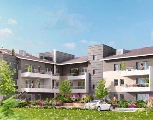 Achat / Vente appartement neuf Thonon-les-Bains proche Place des Arts (74200) - Réf. 1759