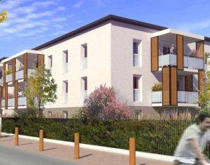 Achat / Vente appartement neuf Thonon-les-Bains quartier de Port Ripaille (74200) - Réf. 2918