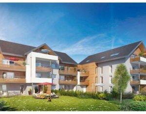 Achat / Vente appartement neuf Thorens-Glières (74570) - Réf. 1503