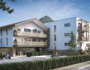 Achat / Vente appartement neuf Thyez au coeur d'un quartier résidentiel (74300) - Réf. 4503