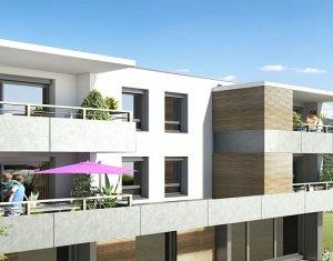 Achat / Vente appartement neuf Thyez écoquartier (74300) - Réf. 1422