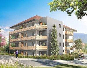 Achat / Vente appartement neuf Valleiry coeur de village (74520) - Réf. 3630
