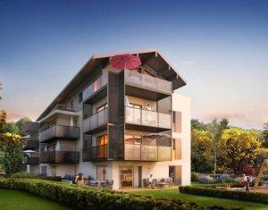 Achat / Vente appartement neuf Vétraz-Monthoux proche Annemasse (74100) - Réf. 522