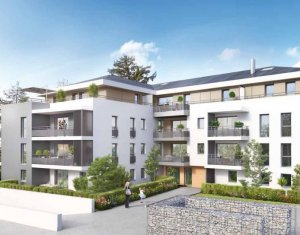 Achat / Vente appartement neuf Vétraz-Monthoux proche Annemasse (74100) - Réf. 1304