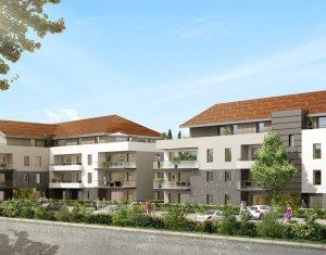 Achat / Vente appartement neuf Vétraz-Monthoux proche commodités (74100) - Réf. 892