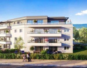 Achat / Vente appartement neuf Vétraz-Monthoux proche école Françoise Dolto (74100) - Réf. 5639