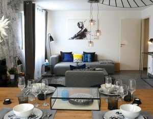 Achat / Vente appartement neuf Vétraz-Monthoux proche Genève (74100) - Réf. 1396