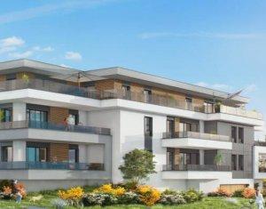 Achat / Vente appartement neuf Vétraz-Monthoux proche Haut-Monthoux (74100) - Réf. 2770