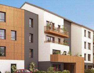 Achat / Vente appartement neuf Ville La Grand aux portes de Genève (74100) - Réf. 2143