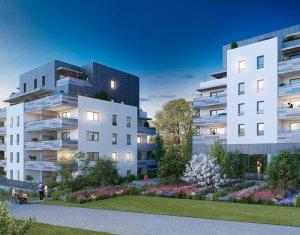 Achat / Vente appartement neuf Viry au coeur de l'éco-quartier (74580) - Réf. 1300